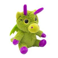 Wild Planet - All About Nature - K7830 - Peluche - Dragon - 25 Cm