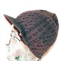 Independent - Bonnet casquette reversible Contrary grey