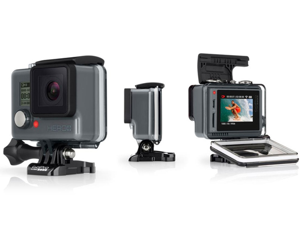 gopro hero lcd pas cher achat vente cam ras sportives rueducommerce. Black Bedroom Furniture Sets. Home Design Ideas