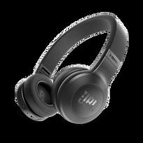 JBL - Casque arceau supra aural Noir Bluetooth -E45BT-ARC-BT-NOIR
