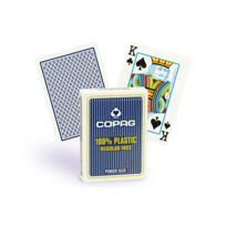 Copag - Cartes Poker Regular bleu