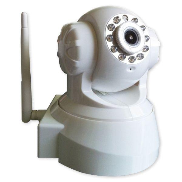 Totalcadeau - Caméra de surveillance Ip 24h/24, Wifi et télécommandable