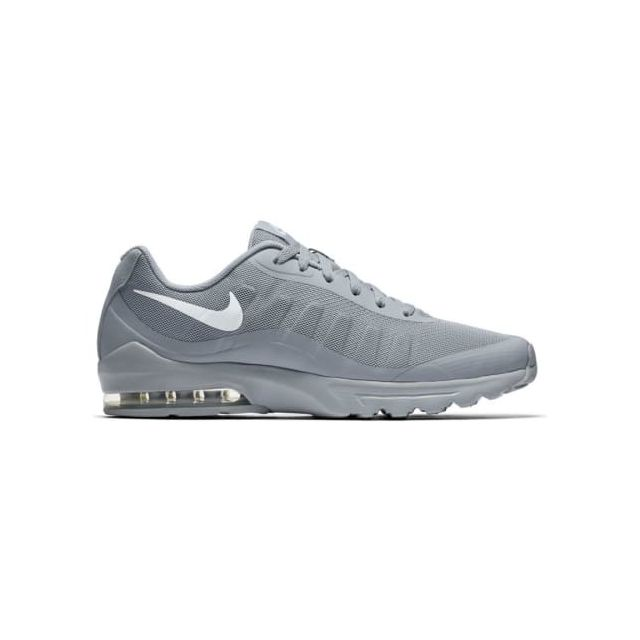 new images of best price amazing selection Nike - Chaussures Air Max Invigor gris clair blanc - pas ...