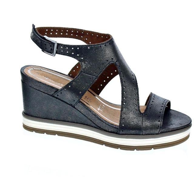 économiser 9b35c e83ac Tamaris - Chaussures Femme Sandales modele 28031 20 346 ...