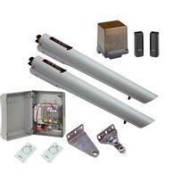 FAAC - Motorisation portail 2 battants Handy Kit 24V integral 105998144