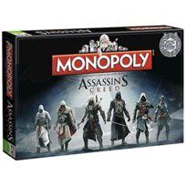 Monopoly - Hasbro - Assassin's Creed English - 5036905021449