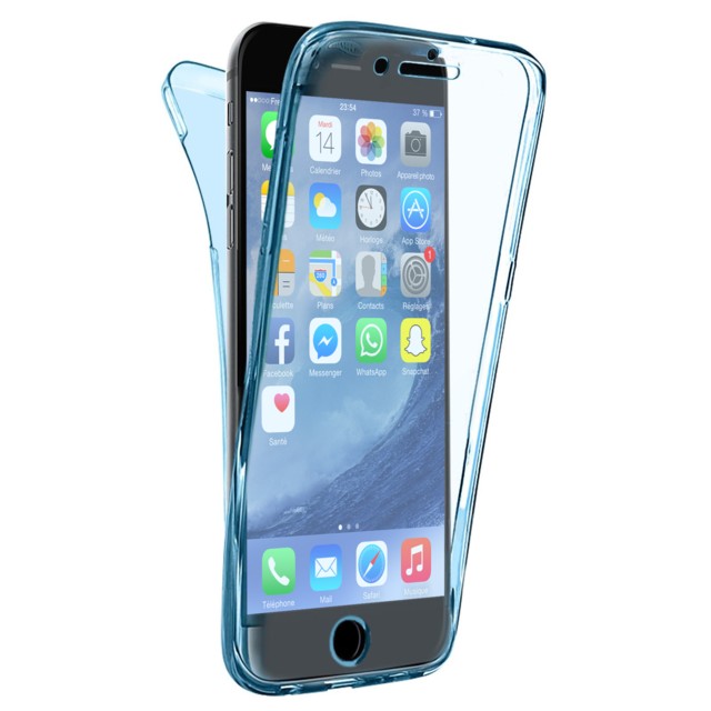 coque silicone avant arriere iphone 7