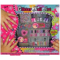 Gloss - Set de Maquillage Glitter Nail Art - 147 Pcs