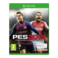 Pro Evolution Soccer 2019 - Jeu Xbox One