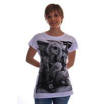Spital Fields London - Tee shirt amsterdam coton blanc