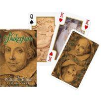 Gibsons Games - Piatnik Jeu De Cartes À Jouer Shakespeare ImpÉRIALE