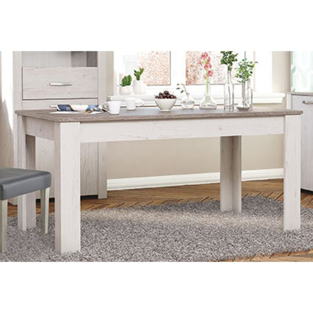 Table repas Marquis - 170 x 90 x 77,2 cm - Coloris Pin Andersen