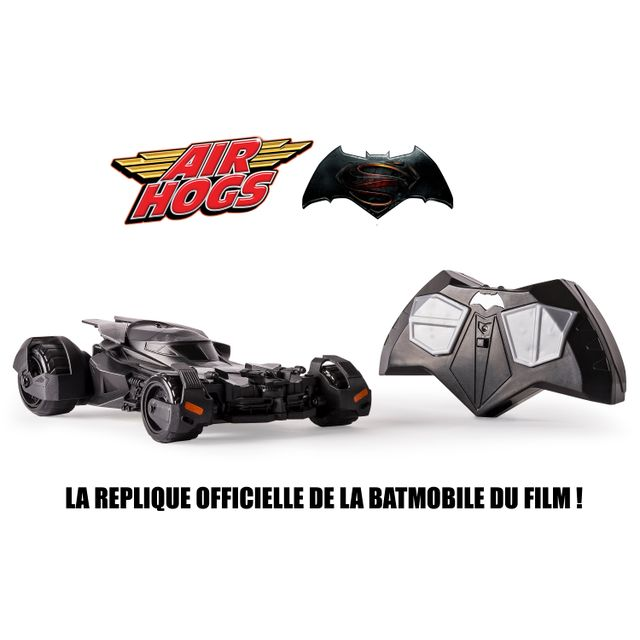 AIR HOGS BATMAN - Batmobile radiocommandée 1:24 - 6028750