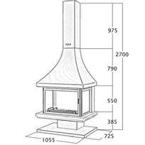 brique refractaire achat brique refractaire pas cher rue du commerce. Black Bedroom Furniture Sets. Home Design Ideas