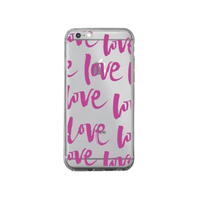 coque iphone 6 love is love