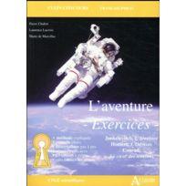 Atlande Editions - l'aventure ; exercices