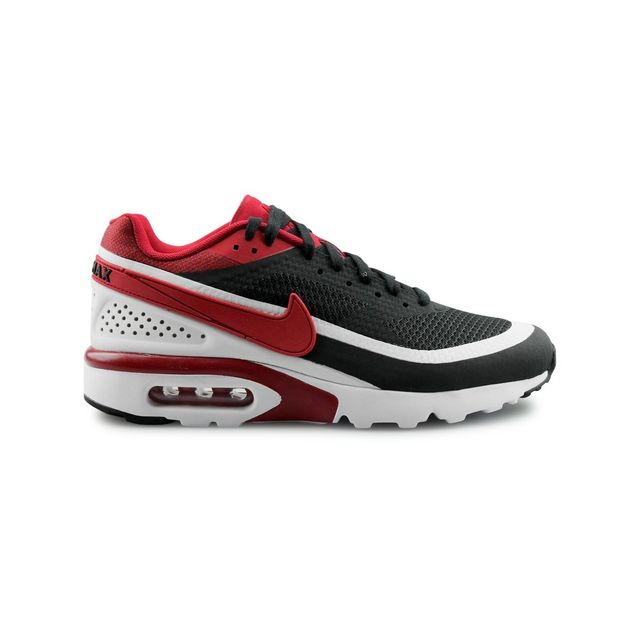 air max noir rouge