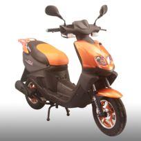 Eurocka - Scooter Trek 50cc 4T orange
