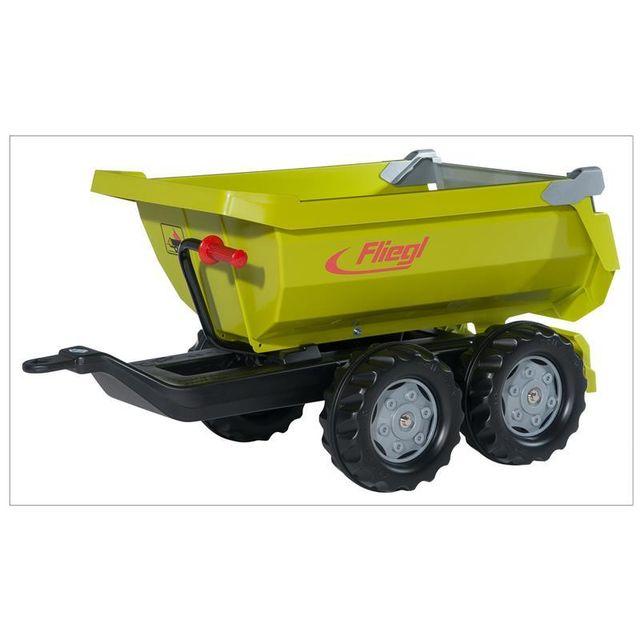 13841defb5470a Rolly Toys - 12 506 7 Remorque basculante Fliegl pour tracteurs ...