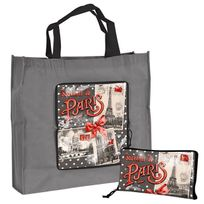 Orval - Sac pochette Souvenir de Paris Idéal pour faire vos courses