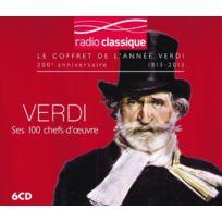 Emi Classics - Verdi : Ses 100 Chefs D'oeuvre coffret 6 Cd