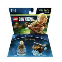 Warner Games - Figurine Lego Dimensions - Legolas - Le Seigneur des Anneaux