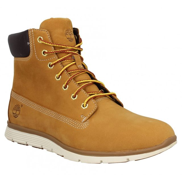 timberland femme ocre