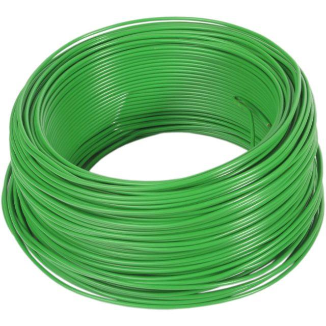 Dogtrace Bobine de fil 100 m diamètre 1.5 mm² pour clôtures E-fence