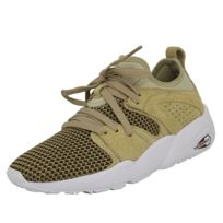 Puma - Blaze Of Glory Soft Chaussures Mode Sneakers Homme Beige Trinomic