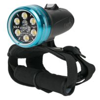 Light And Motion - Phare Sola Dive 1200 Spot/WIDE Noir Light & Motion