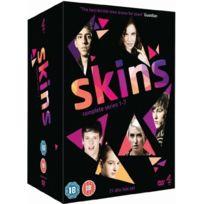 Channel 4 Dvd - Skins - Complete Series 1-7 IMPORT Anglais, IMPORT Coffret De 21 Dvd - Edition simple