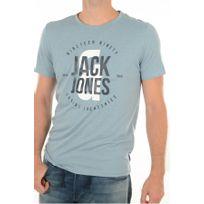 Jack&JONES - Tee Shirt Logo Scone - Jack Et Jones