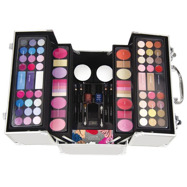 Markwins Intern Corp Ltd Mallette Maquillage Pro Pas Cher Achat Vente Maquillage Et Coiffure Rueducommerce