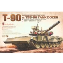 Meng - Maquette Char : T-90 w/ Tbs-86 Tank Dozer