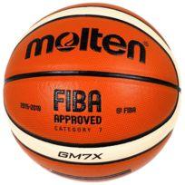 MOLTEN - Ballon de basket Gm7x comp train indoor Orange 41628