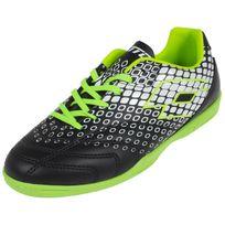Lotto - Chaussures football en salle indoor Spider 700 jr indoor Noir 52764