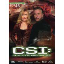 Koch Media Srl - Csi - Crime Scene Investigation Stagione 06 Episodi 01-12 IMPORT Italien, IMPORT Coffret De 3 Dvd - Edition simple