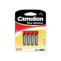 Camelion - Blister de 4 piles 1.5V Aaa Super Alcaline