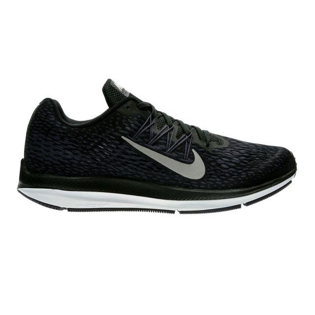 2d1693552bcbe2 Nike - Chaussure de running Air Zoom Winflo 5 - Aa7406-005 - pas cher Achat  / Vente Baskets homme - RueDuCommerce