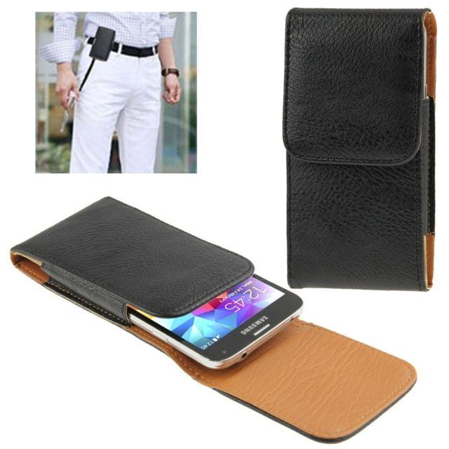 641843d36815 Wewoo - Coque noir pour iPhone 6 et 6S, Samsung Galaxy S 5   G900 ...
