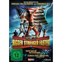 Ascot Elite Home Entertainment GmbH - Dvd Bigger, Stronger, Faster IMPORT Allemand, IMPORT Dvd - Edition simple