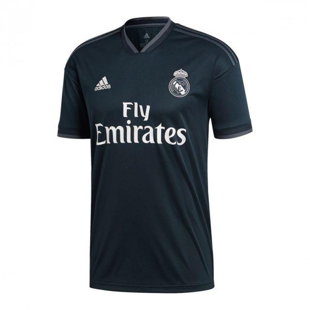 dd5036ec82e0d Adidas - Real Madrid Segunda Equipación LFP 2018-2019 - pas cher ...