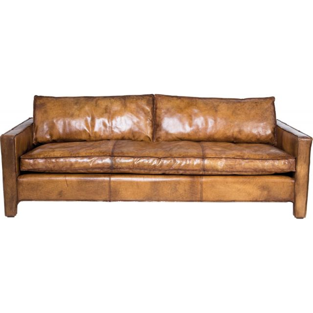Karedesign Canapé Comfy Buffalo marron Kare Design