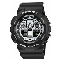 G-shock - Ga100BW Black & White Series