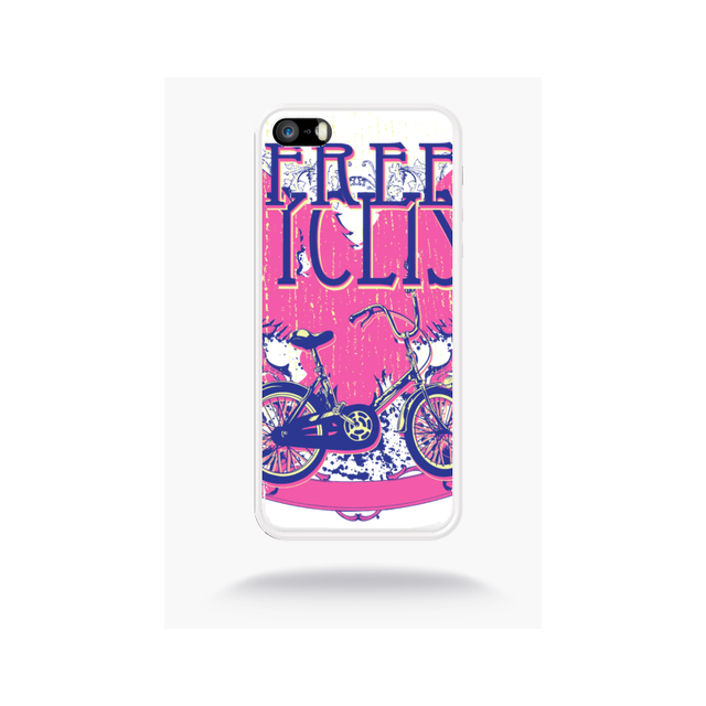 mp 696779 3994 197 apple iphone 5s bord silicone blanc mat free cyclist