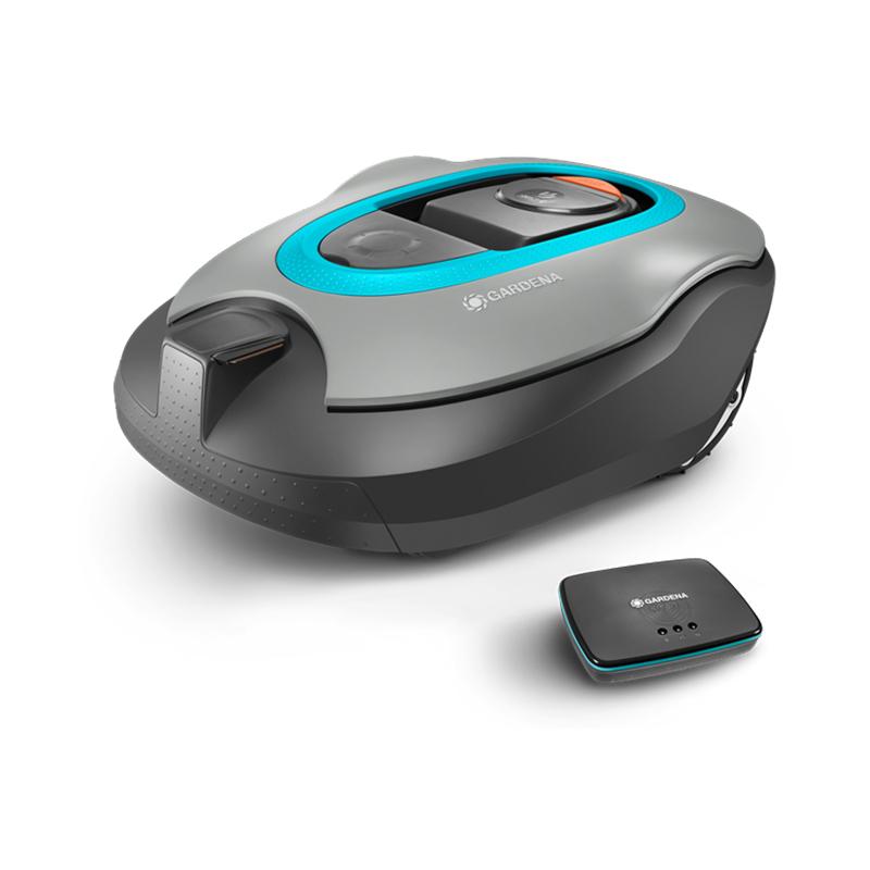 Robot tondeuse connecté smart SILENO+ 1600m²