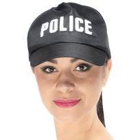 Aptafetes - Casquette Police - Adulte