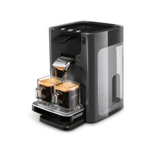 philips quadrante machine caf dosettes hd7866 21. Black Bedroom Furniture Sets. Home Design Ideas