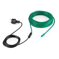 WALDBECK - Greenwire Câble chauffant de 12m pour plantes Antigel Chauffage pour plantes 60W IP44