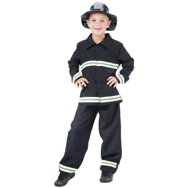 sans d guisement pompier gar on taille 4 6 ans 173894 pas cher achat vente. Black Bedroom Furniture Sets. Home Design Ideas